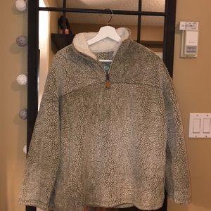 Women's cozy sweater